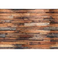 Brewster DM150 Reclaimed Wood Wall Mural - Reclaimed Wood - N/A