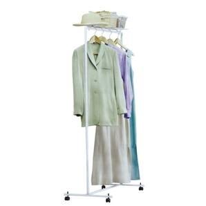 Rubbermaid Portable Garment Rack - 68.0 in. x 18.0 in. x 41.0 in.