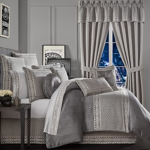 Five Queens Court Houston Luxury Comforter Set