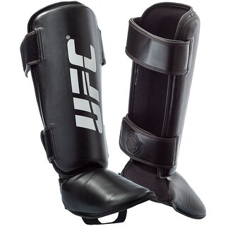 UFC Professional Traditional Shin Instep Guards - pads thai mma boxing training