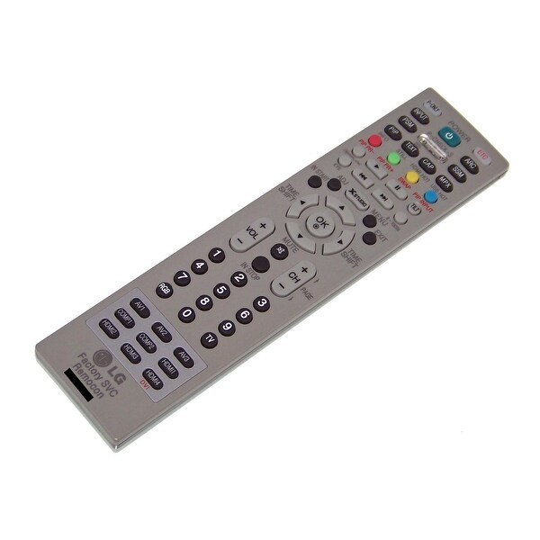 NEW OEM LG Remote Control Originally Shipped With: 47LE7300