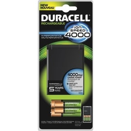 Duracell Duracell Ion Speed 4000