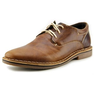 Steve Madden Harpoon 2 Round Toe Leather Oxford