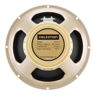 Celestion America T5864 12 In. 65W 8 Ohm Guitar Loudspeaker