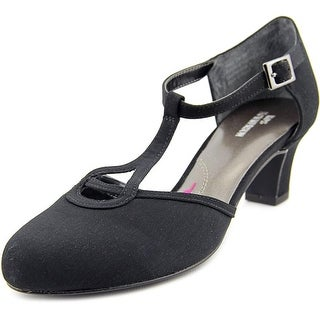 Ros Hommerson Heidi Women N/S Round Toe Synthetic Heels