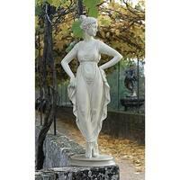 Design Toscano  Empress Josephine's Dancer Sculpture