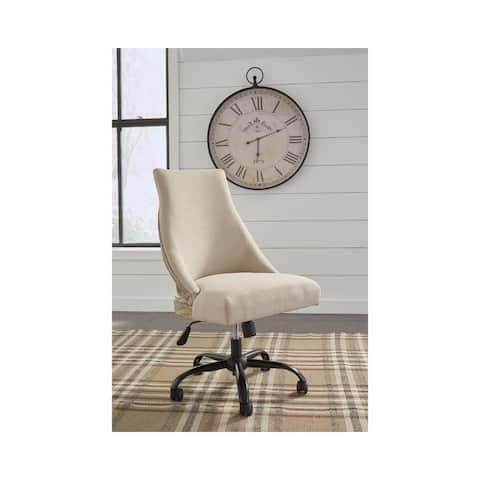 Office Chair Program Tan Casual Home Office Swivel Desk Chair