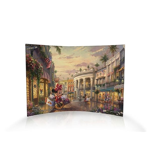 Shop 10 x 7 in. Disneys Minnie Mouse Rock the Dots on Rodeo Drive ... fd745e248387