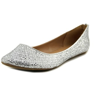 Call It Spring Mirievia Round Toe Synthetic Flats