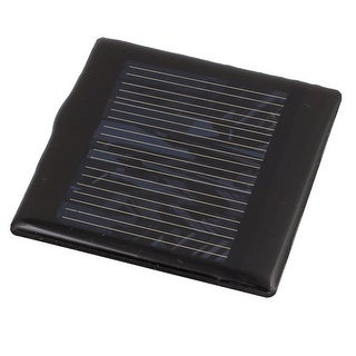 55mmx55mm 2 Volts 16mA Polycrystalline Solar Cell Panel Module