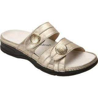 767fb30446670a Buy Extra Wide Drew Women s Sandals Online at Overstock.com