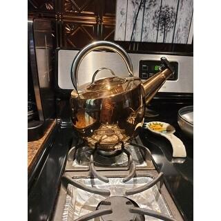 DuraCopper Ganymeade Tea Kettle, 2.75 Qt. /2.6 L.