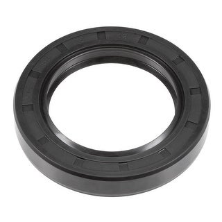 Oil Seal, TC 50mm x 75mm x 12mm, Nitrile Rubber Cover Double Lip - 50mmx75mmx12mm