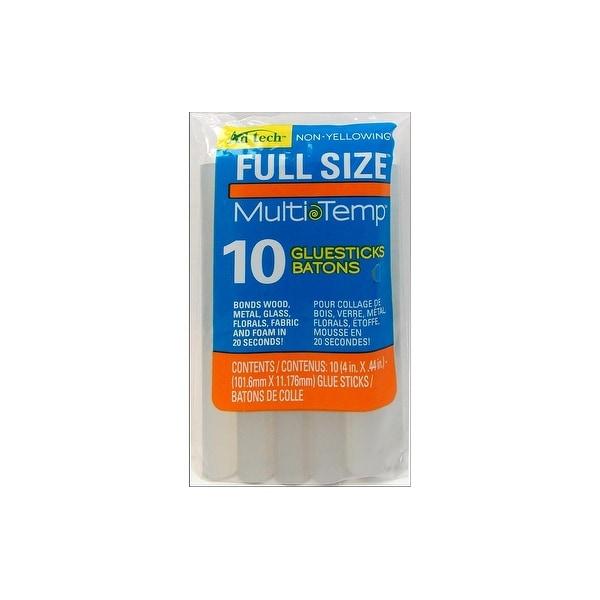 """Ad Tech Glue Stick Mutli Temp Full 4"""" 10pc"""