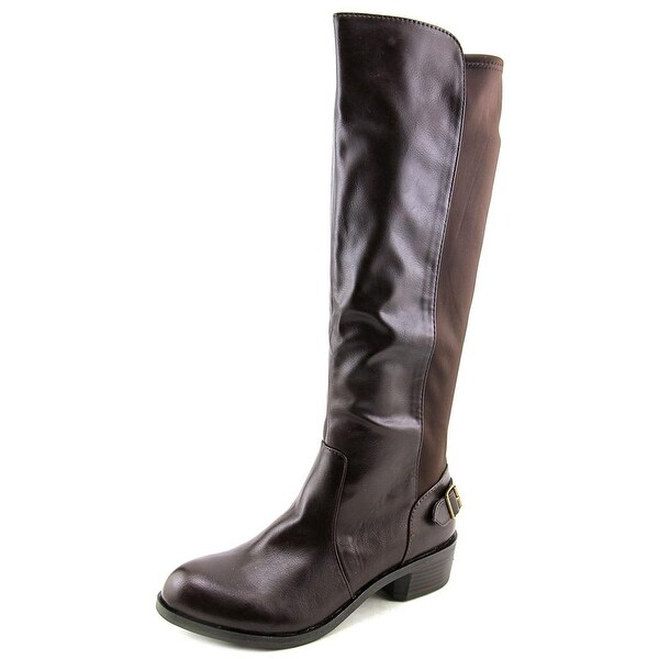 Style & Co Jayden Women Chocolate Boots