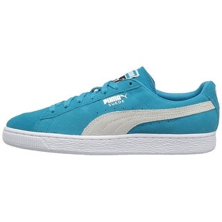 PUMA Mens Suede Classic Low Top Lace Up Fashion Sneaker