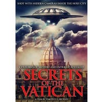 Secrets of the Vatican [DVD]