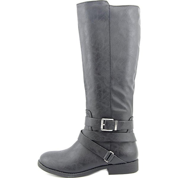 Style & Co. Womens Lolah WIDE CALF Closed Toe Knee High Fashion Boots