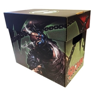10 Pack - Spawn vs Violator Officially Licensed Comic Book Storage Boxes
