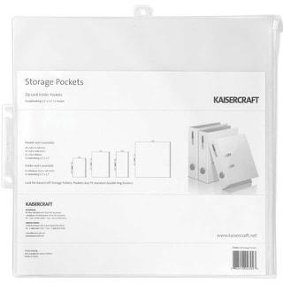 "Pack & Store Storage Pocket 1/Pkg-12""X12"""