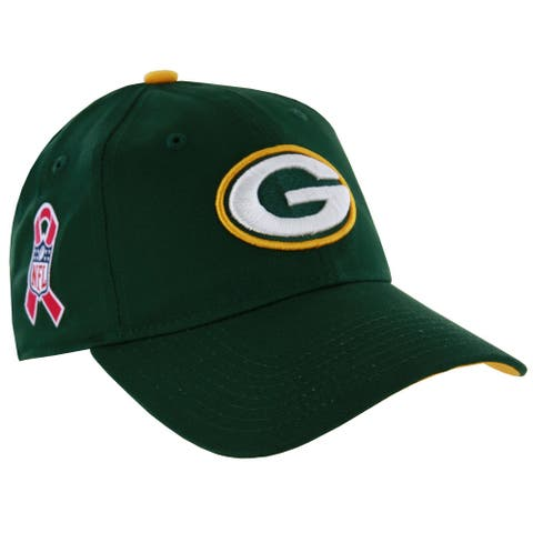 Green Bay Packers Women's Sideline 940 BCA Adjustable Hat