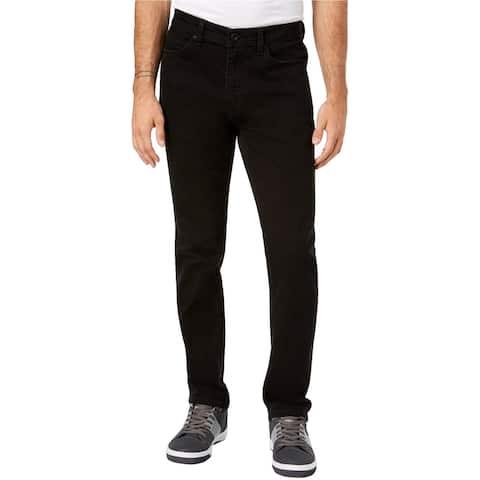 Sean John Mens Tapered Stretch Jeans