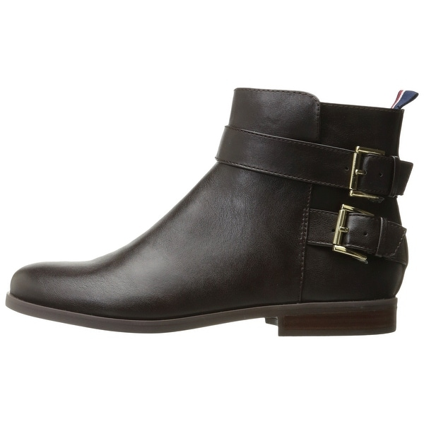 Tommy Hilfiger Womens Julie3 Closed Toe Ankle Fashion Boots