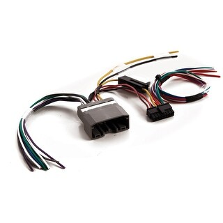 PAC RadioPRO4 Interface for Chrysler Vehicles with CAN bus