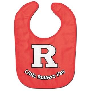 Rutgers Scarlet Knights Baby Bib All Pro