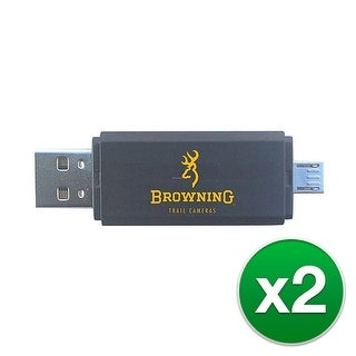"""""""Browning SD Card Reader For Android (2-Pack) Card Reader"""""""