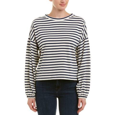 Parker Dropped-Shoulder Sweatshirt