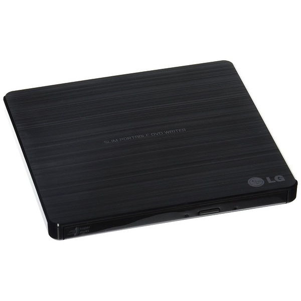 Lg Electronics 8X Usb 2.0 Ultra Slim Portable Dvd Rewriter, External Drive With M Disc Support