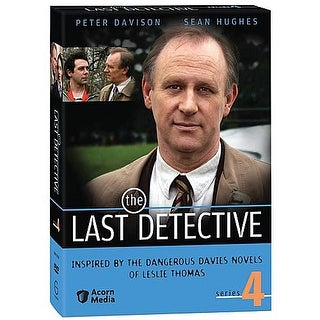 The Last Detective: Series 4 - Dvd