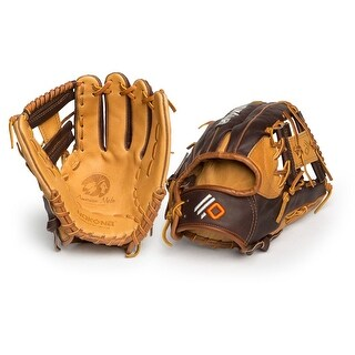 Nokona Alpha Select Right Handed Thrower 11.50-inch I Web Leather Baseball Glove S-1150/L