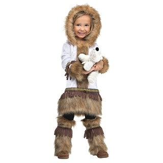 Toddler Eskimo Halloween Costume