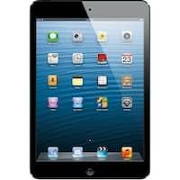 """Apple Ipad Mini with Wi-Fi 7.9"""" - 64GB - Black or White"""