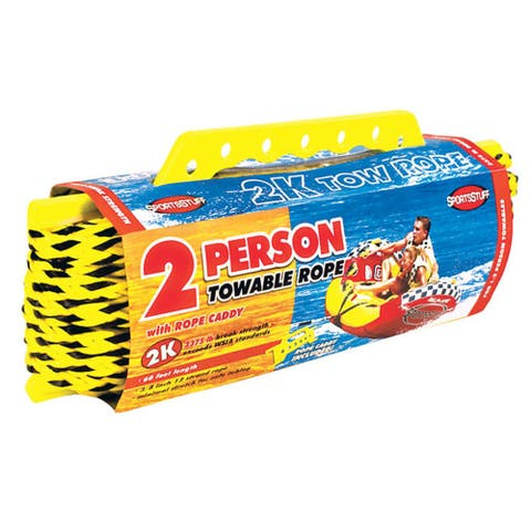 Sportsstuff 2k tow rope 2 person 57-1522