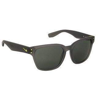 Nike Volano EV0877 Sunglasses - matte crystal grey/cyber w/grey lens