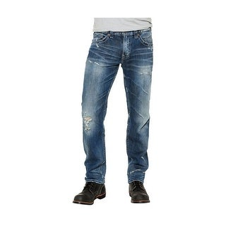 Silver Jeans Denim Mens Joey Series Eddie Dark Wash M42995SMC340 - 32 x 32