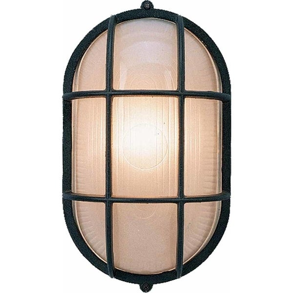 "Volume Lighting V8860 Nautical Outdoor 1-Light 11"" Height Outdoor Wall Sconce - n/a"