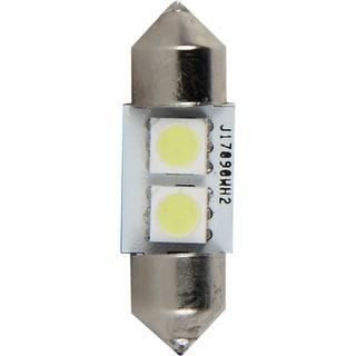 Pilot Automotive Super Bright LED Dome Light Bulb (2 LEDS Per Bulb)