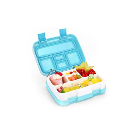 Bento Style Lunch Box Leak Proof Container