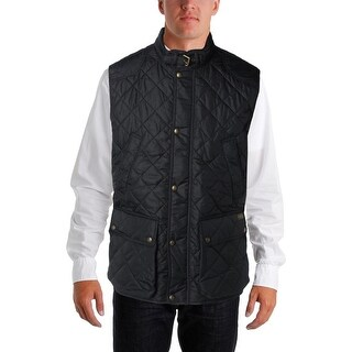 Polo Ralph Lauren Mens Outerwear Vest Quilted Lined