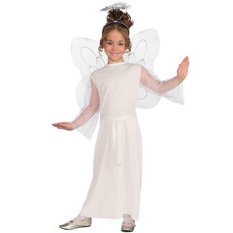 Forum Novelties White Angel Child Costume (M) - Medium