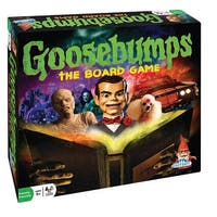 Goosebumps The Board Game - Inspired by Goose Bumps Books and Movie - MultiColor
