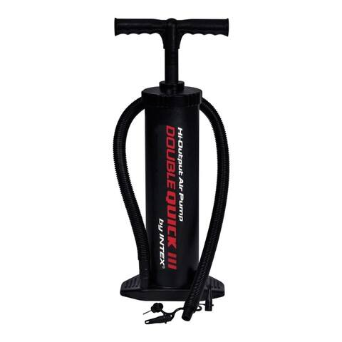 Intex 68615E High Output Hand Pump, 19""