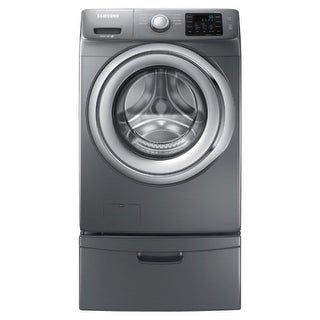 Samsung WF42H5200A 4.2 Cu. Ft. Capacity Front Load Washer with Steam Wash