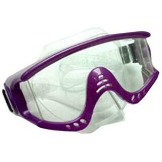 Aqua Leisure AQM10052 Belize Youth Swim Mask, Assorted Color