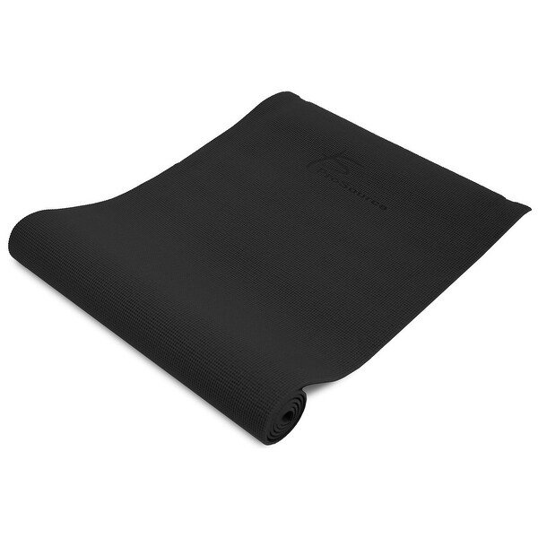 "Shop ProsourceFit Original Yoga Pilates Mat ¼"" Thick For"