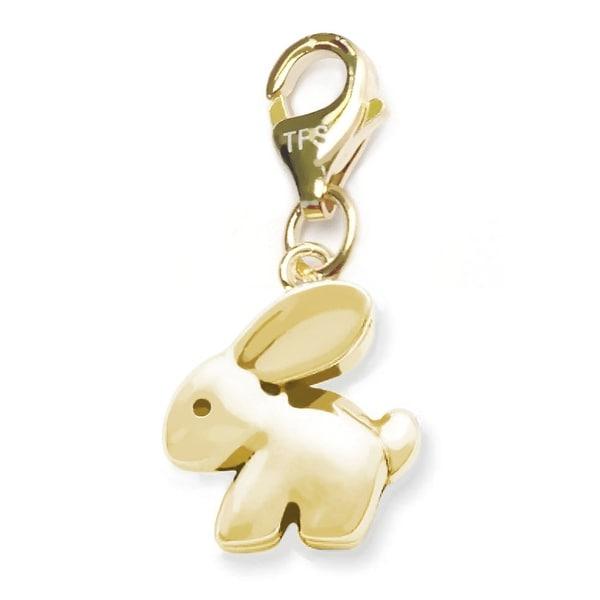 Julieta Jewelry Bunny Clip-On Charm